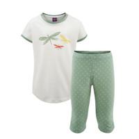 Gorl's Organic Cotton Shirt Pants Set