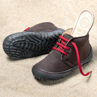 Natural Leather Children's Shoes