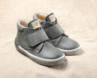 "Natural Leather Children's Shoes - ""Valencia"""