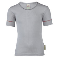 Organic Cotton Children's Short Sleeved Shirt