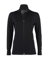 Organic Wool/ Silk Women's Zip Jacket