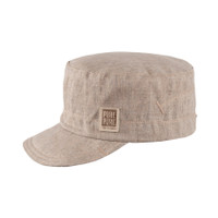 Organic Cotton Summer Hat Color: 86 moon rock