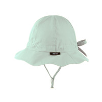 Organic Cotton Summer Hat Color: 442 pfefferminz