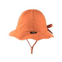 Organic Cotton Summer Hat Color: 104 dark papaya