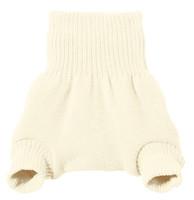 Organic Merino Wool Diaper Cover Color: Natural