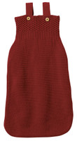 Disana Organic Merino Wool Sleepsack Color: Bordeaux