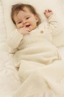 Disana Organic Merino Wool Sleepsack Color: natural