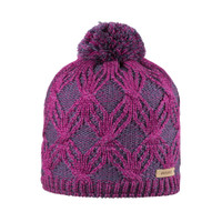 Organic Merino Wool, Cotton, Silk Hat Color: 251 purple velvet