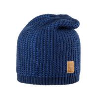 Organic Merino Wool, Cotton, Silk Hat Color:  30 navy-blue