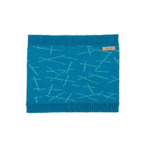 Organic Merino Wool, Cotton, Silk Kids Scarf