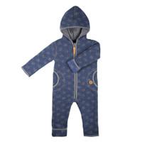 Organic Merino Wool Cotton Baby Bunting