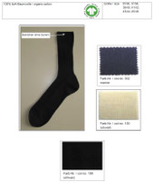 Organic Cotton Unisex Socks