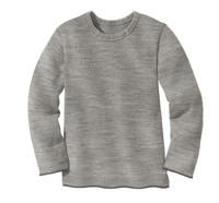 Disana Organic Wool Basic Lightweight Sweater Color: 121 Grey