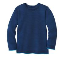 Disana Organic Wool Basic Lightweight Sweater Color: 294 Navy