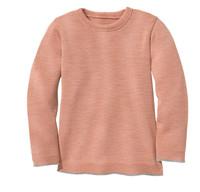 Disana Organic Wool Basic Lightweight Sweater Color: 315 Rose