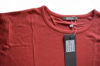 Women Silk Big Shirt Color: 854 Dark Pink