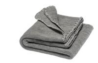 Disana Organic Wool Summer Blanket Color: 120 light grey