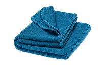 Disana Organic Wool Summer Blanket Color: 221 blue jay