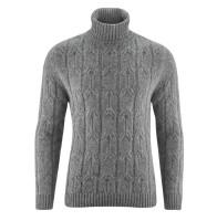 Organic Wool Cotton Sweater