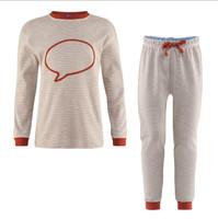 Kids Organic Cotton Shirt Pants Set