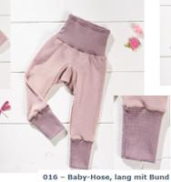 Organic Wool/ Silk Pants with Waistband