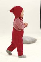 Disana Organic Boiled Wool Overalls (old design)