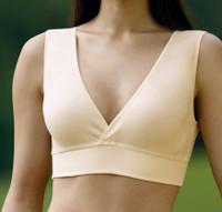 92% Organic Cotton, 8% Lycra thread with organic cotton