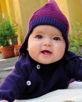 Organic Merino Wool Knitted Sweater