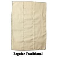 OsoCozy Organic Cotton Prefold Diaper (Single)