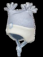 Soft Organic Wool Fleece Baby Hat