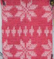 Fuschia/ Light Pink