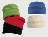 Organic Wool Fleece Hat