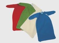 Organic Wool Fleece Long-Sleeved Sleep Sack