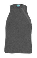 Organic Wool Fleece Sleep Sack Color: Slate Grey