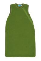 Organic Wool Fleece Sleep Sack Color: Apple Green