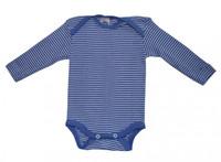 Cosilana Organic Wool/ Silk Long-Sleeved Bodysuit