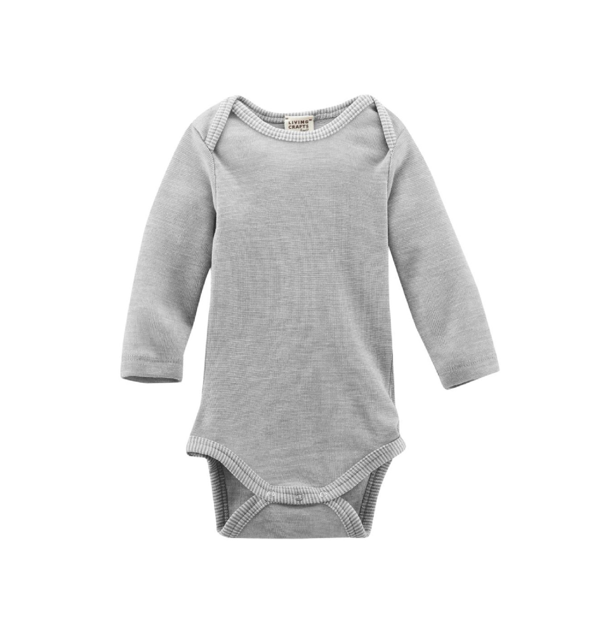 816730aa3 Organic Wool Silk Kids Bodysuit - Little Spruce Organics