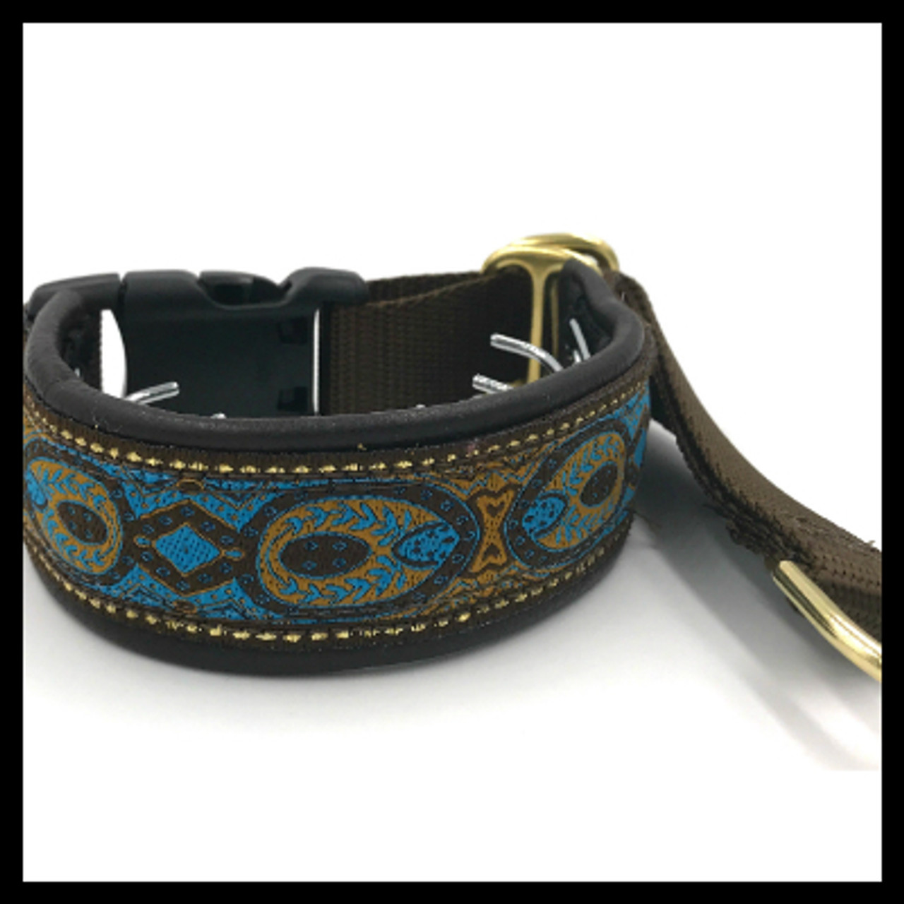 Elite Leather Private Prong Collars