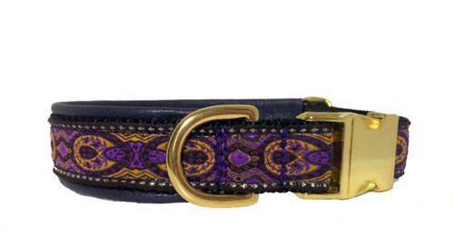 "1"" Renaissance Purple Elite Collar"