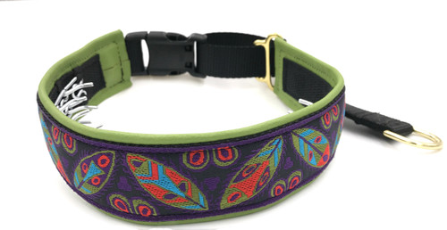 """1.5"""" Tribal Elite Private Prong Collar"""