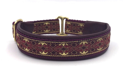 "1"" Winchester Burgundy Elite Collar"