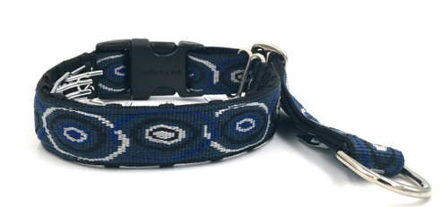 """Blue Mood 1"""" Private Prong Collar"""