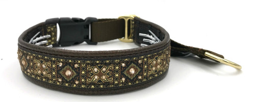 "1"" Byerly Swarovski Private Prong Collar"