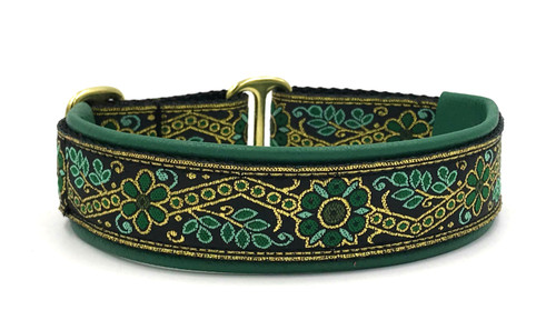 "1"" Deep Green Adagio Elite Collar"