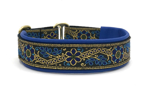 "1"" Blue Adagio Elite Collar"