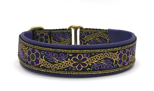 "1"" Purple Adagio Elite Collar"