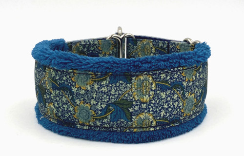 "1.5"" William Morris Kennet Blue"
