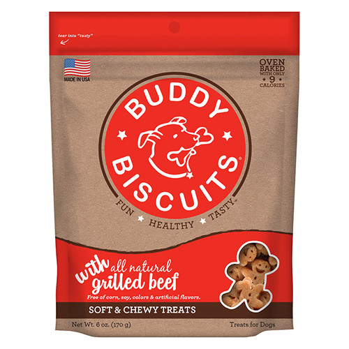 Buddy Biscuits Soft Treats