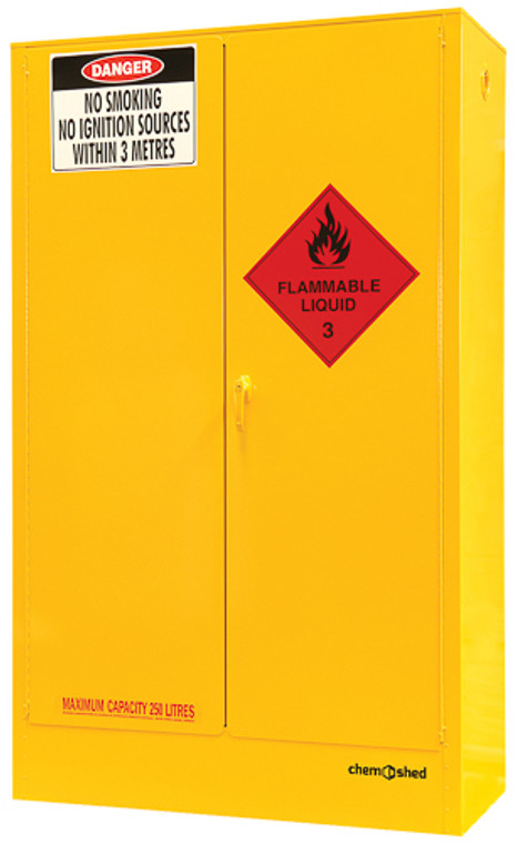 Chemshed Flammable Cabinet - 250L