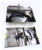 3M K200 Mini Driver Set w/Attachments, Hose & Case, 60 Day Warranty